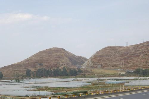 Yunnan13-Yuanyang-Kunming-Route (165)