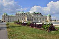 Palacio Belvedere Viena 3