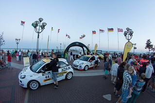 Opel ADAM Cup - ADAC Ostsee Rallye