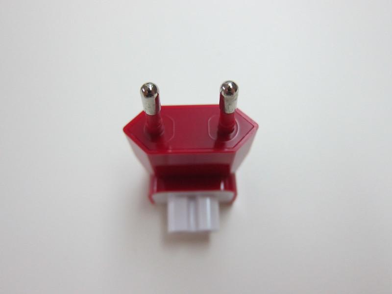 Twelve South PlugBug World - Continental Europe Adapter
