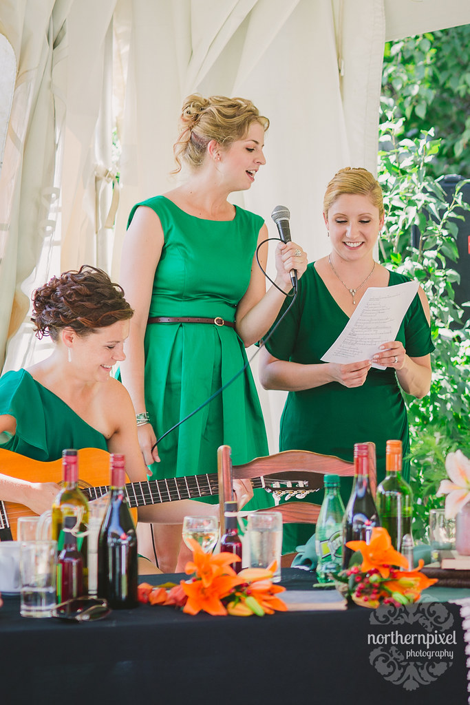 Bridesmaid's Song