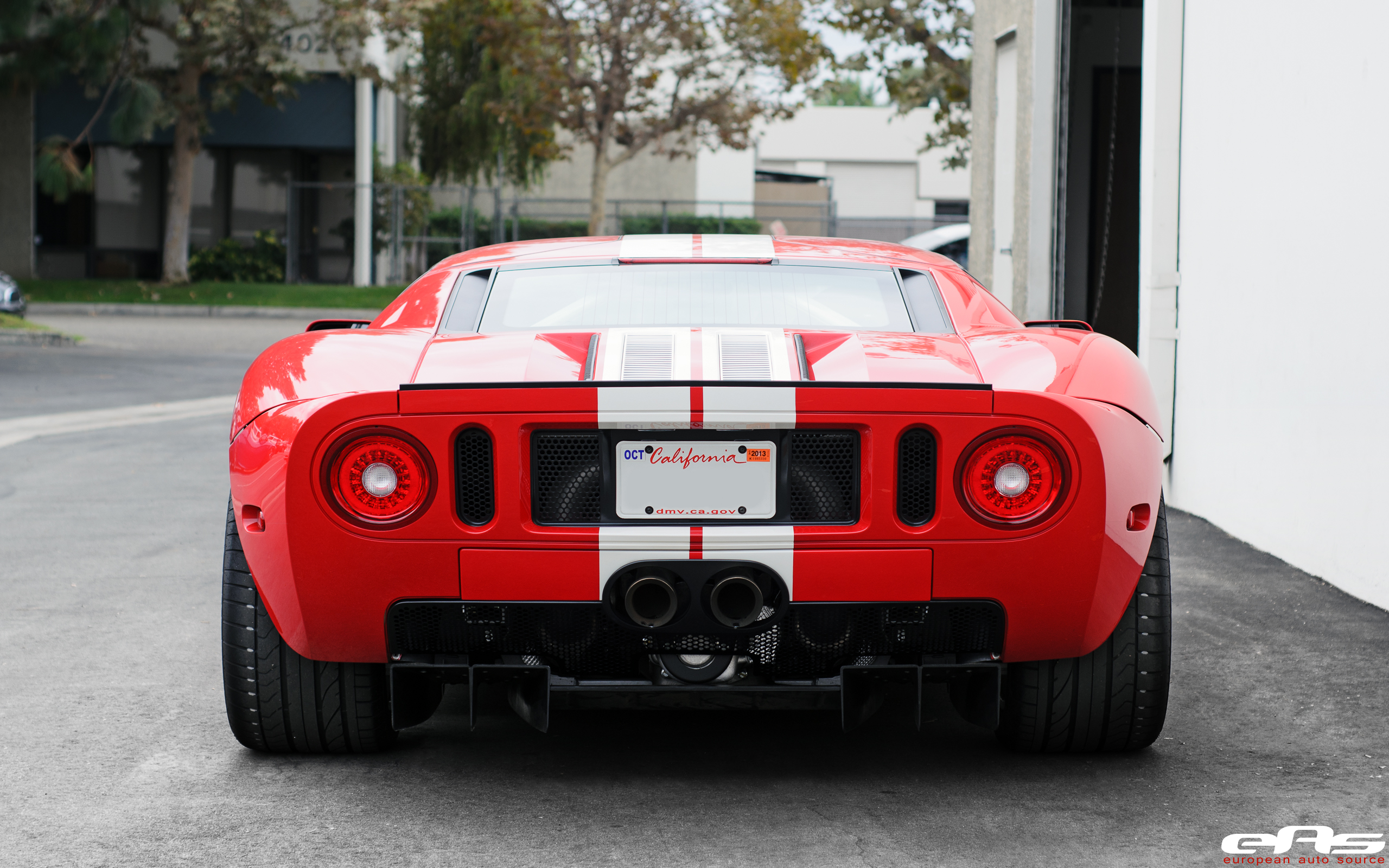 Whp Ford Gt On Our Dyno