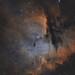 NGC 281 - Pacman Nebula by John.R.Taylor (www.cloudedout.squarespace.com)