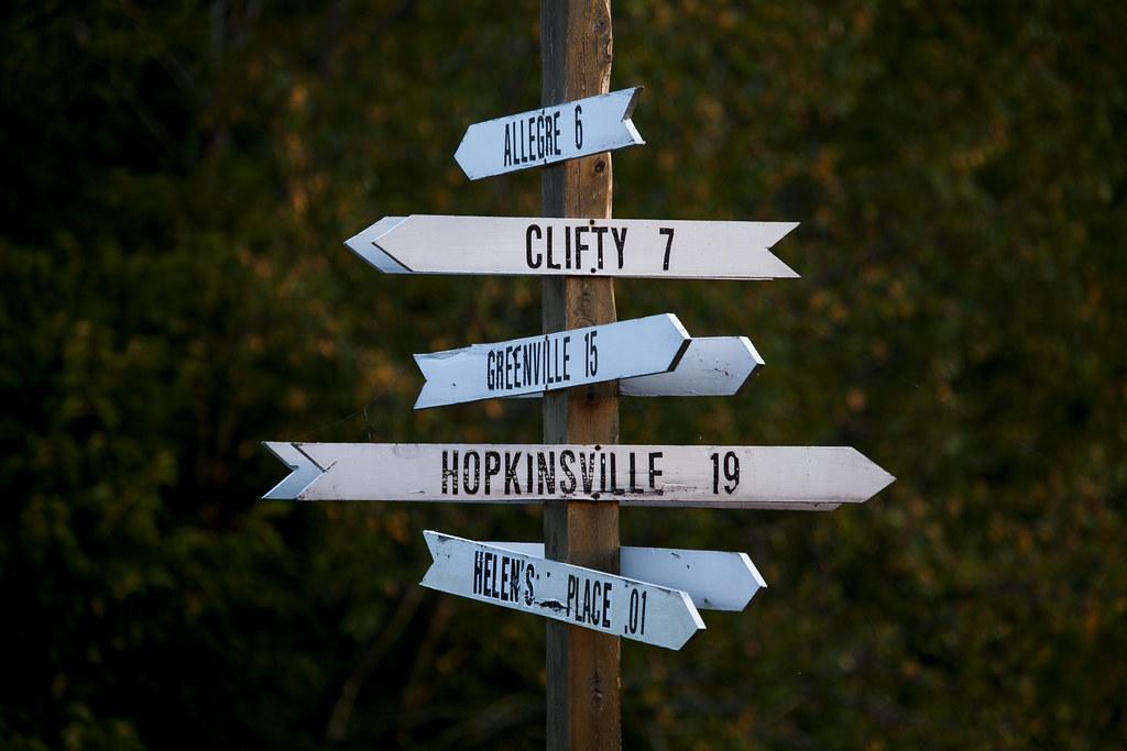 Kirkmansville Directions