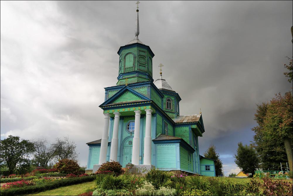 Блонь, Троицкая церковь