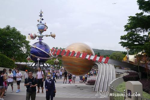 09迪士尼晚餐廣場飯點 (8)