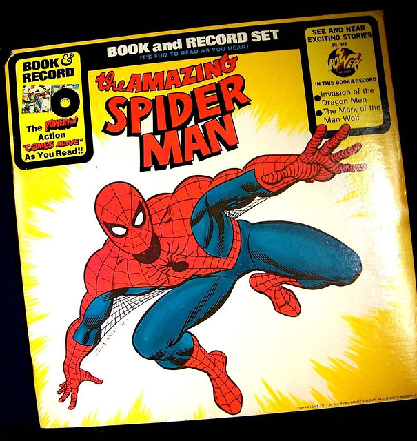 bookrecord_spideyalbum