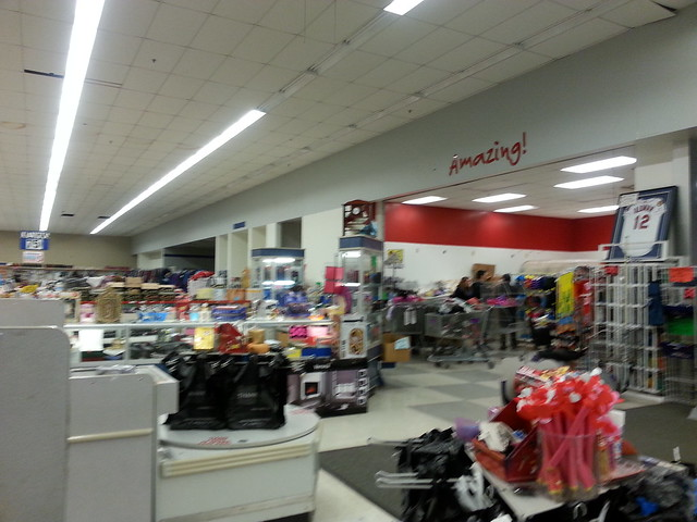 a history of the kmart corporation a chain of big box department stores Sears is closing at least 13 sears and kmart stores in addition to the 166  troubled department-store chain sears holdings  behind big box retailers wal-mart.