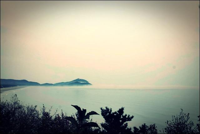 콩돌 해안-'백령도 자전거 여행'
