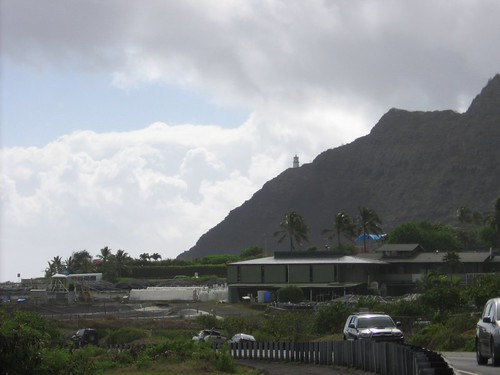 View from Makapu'u Beach