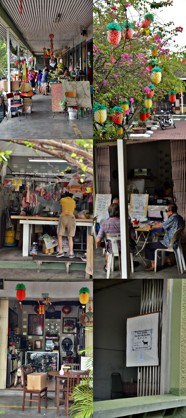 Canning Garden Market Collage
