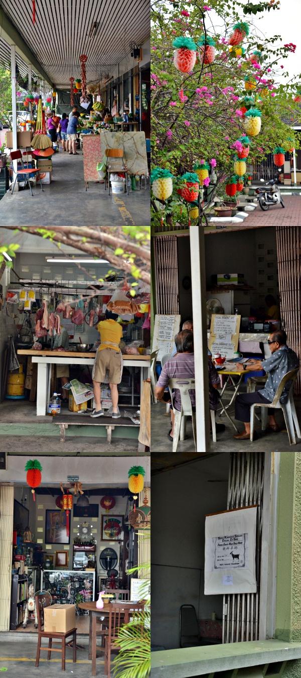 Canning Garden Market Collage