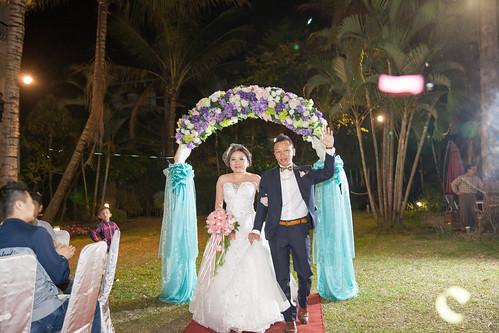 台南商務會館-戶外婚禮篇21