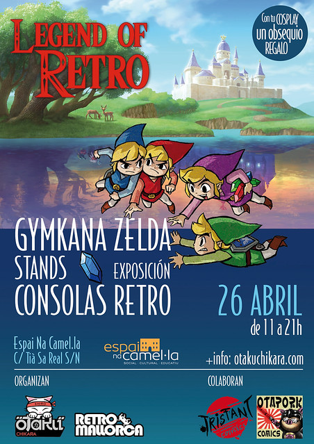 Legend Of Retro 2014 - Manacor