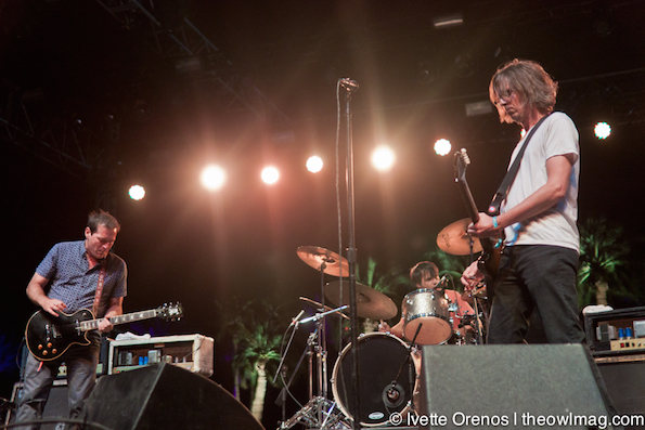 Drive Like Jehu @ Coachella 2015 Weekend 2 - Saturday