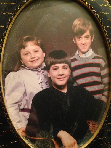 Samantha, Michael, and Me