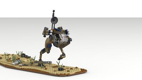 scout walker Deinonychus