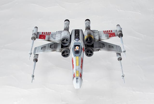 星際大戰輪轉可動系列《STAR WARS:REVO》No.006 X翼戰機