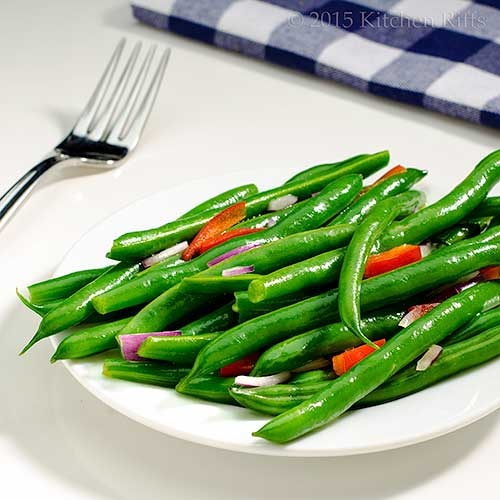 Summer Green-Bean Salad