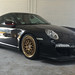Porsche 997 Turbo with HRE Classic 300 in Satin Gold by Wheels Boutique by HRE Wheels