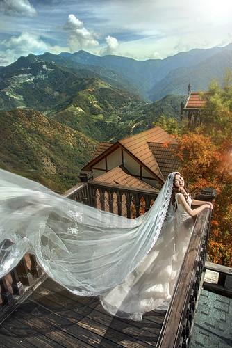 拍結婚婚紗照 婚紗禮服 婚紗禮服設計 韓國韓風婚紗照