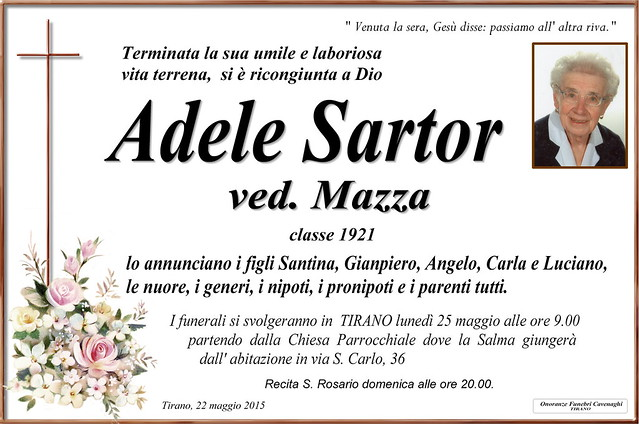 Sartor Adele