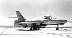 Republic XF-91 Thunderceptor 46-681  Pete Bowers photo