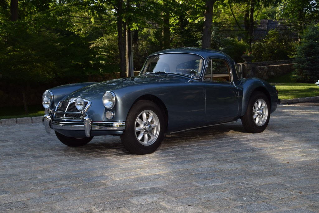 1960 MGA Coupe for sale on BaT Auctions - sold for $20,500 ...