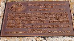 Photo of Bronze plaque number 42073