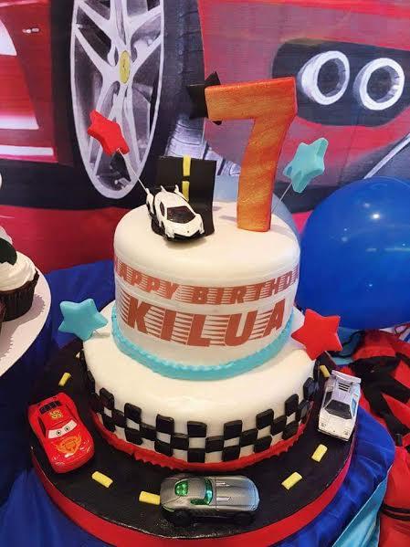 Cake by Michelle Ramirez