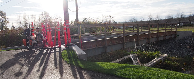 New Interurban Trail Access