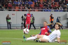 Steaua-FC Zürich, 1-1