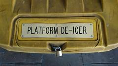 Platform De-Icer