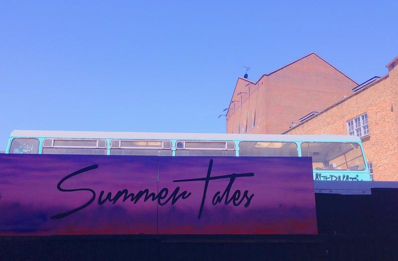 Nguyen, Dana; London, England - Summer Tales, Summer Tales in Shoreditch