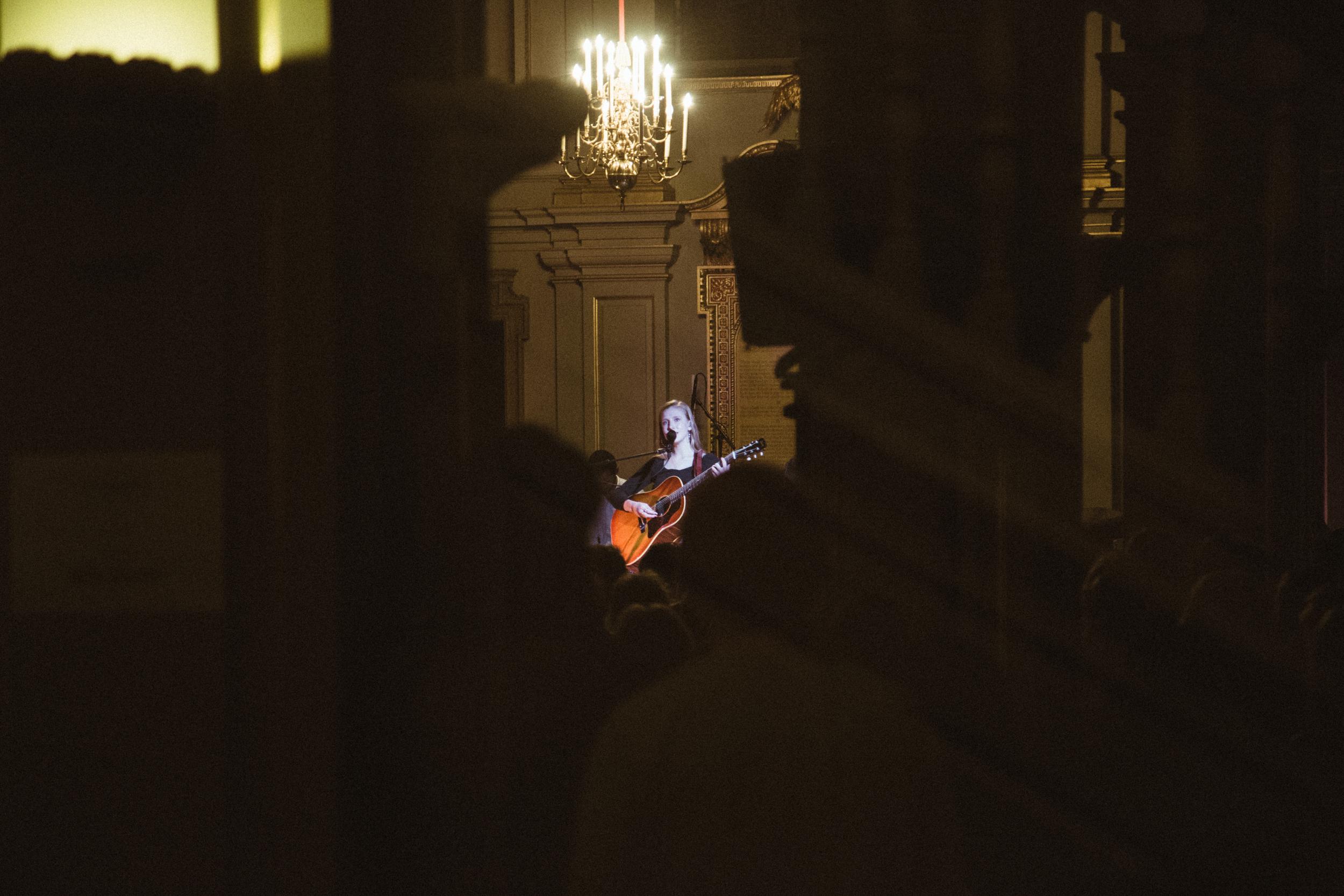 Billie Marten @ St Giles In-The-Fields Church