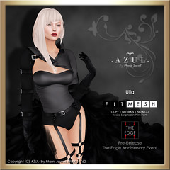 AZUL Ulla_Onyx Pre_Release for EDGE(c)-AZUL-byMamiJewell