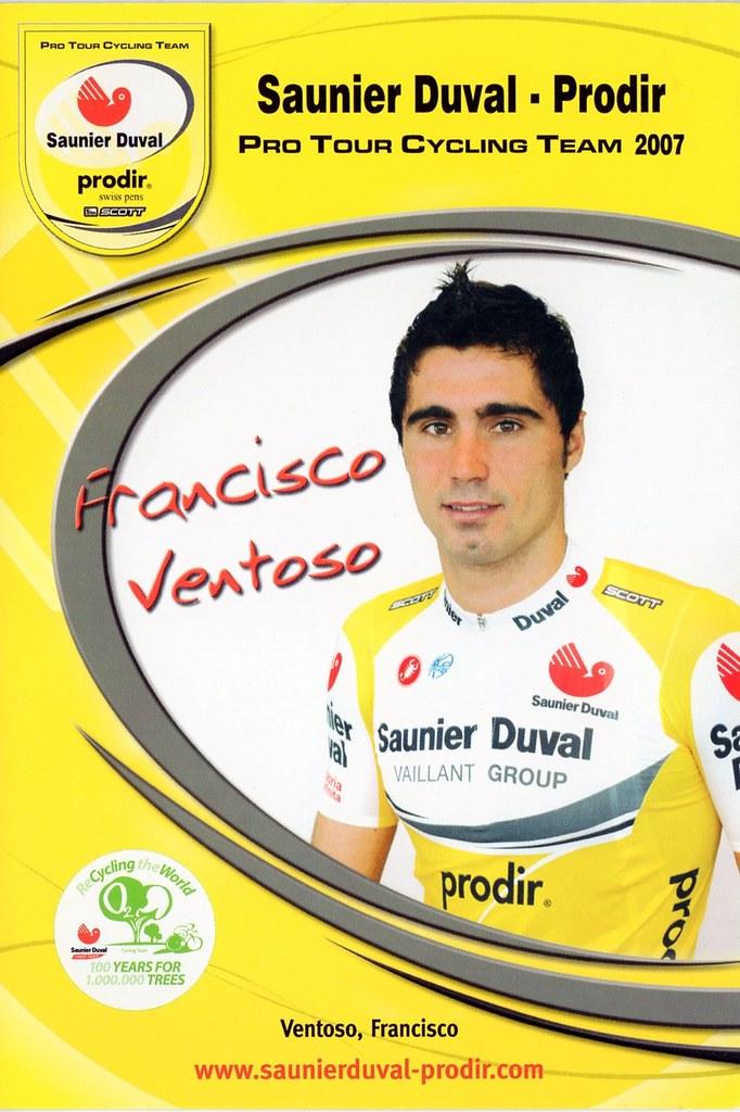 Francisco Ventoso - Saunier Duval Prodir 2007