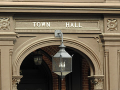 Flushing Town Hall; Queens, New York