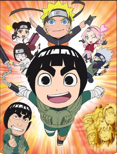 Rock Lee no Seishun Full Power Ninden