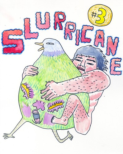 slurricane #3 cover? by willlaren