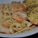 Homemade Shrimp Scampi