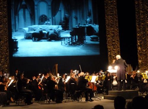 Владимир Спиваков и Национальный филармонический оркестр России, Чаплин, Огни большого города
