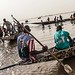 Festival on the Niger in Segou, sahel, mali