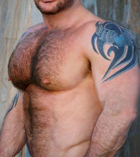 Big Muscle Hairy 119