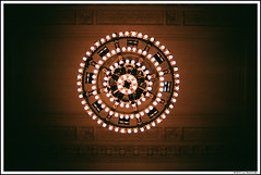 Chandelier, Grand Central Station, New York (I do love film)