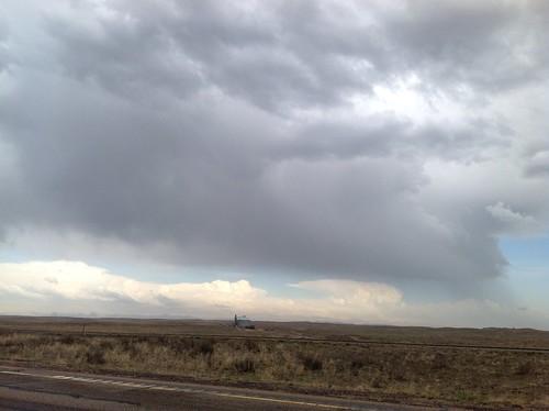 storm colorado thunderheads