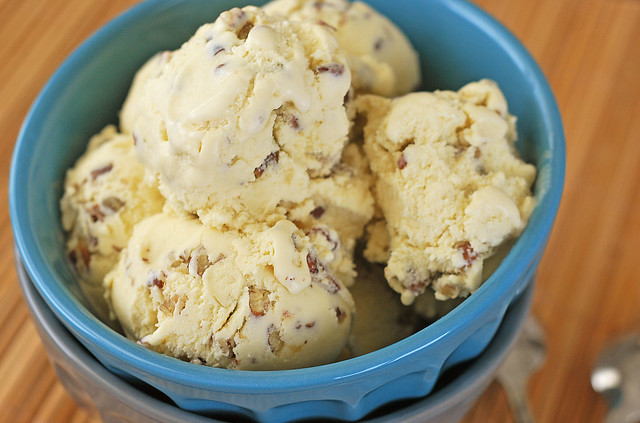 Butter Pecan Ice Cream | Flickr - Photo Sharing!