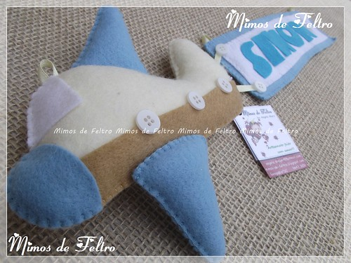 Enfeite de porta :) by ♥ Mimos de Feltro by Angela Mary® ♥