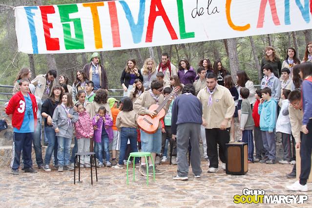 San Jorge - Festival canción Scout 2012