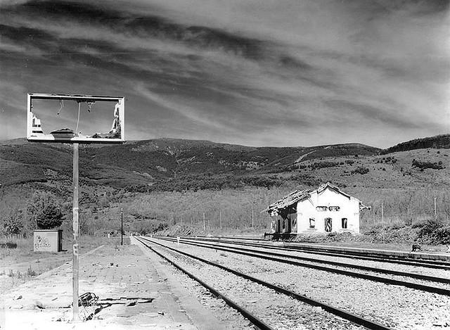 Estacion de buitrago ferrocarril madrid burgos muy - Globalcolor burgos ...